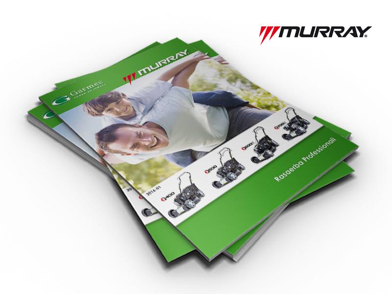 Rasaerba professionali Murray - Catalogo 2016