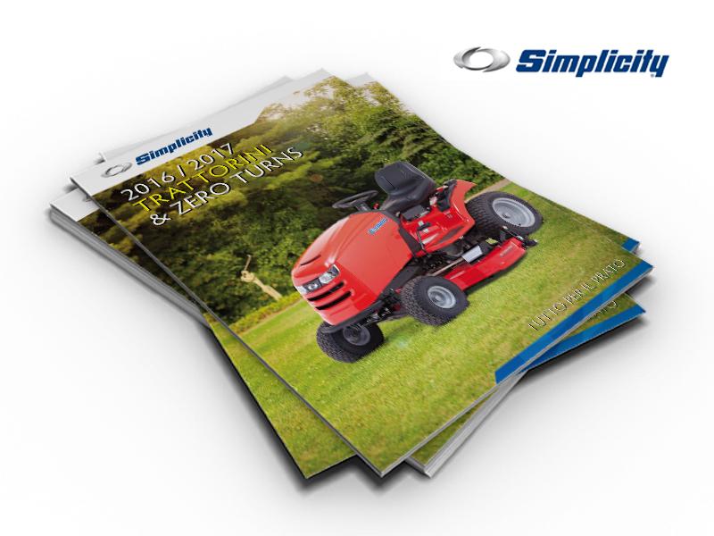 catalogo Simplicity Garden