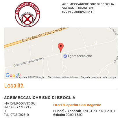 Porte Aperte Agrimeccaniche snc di Broglia