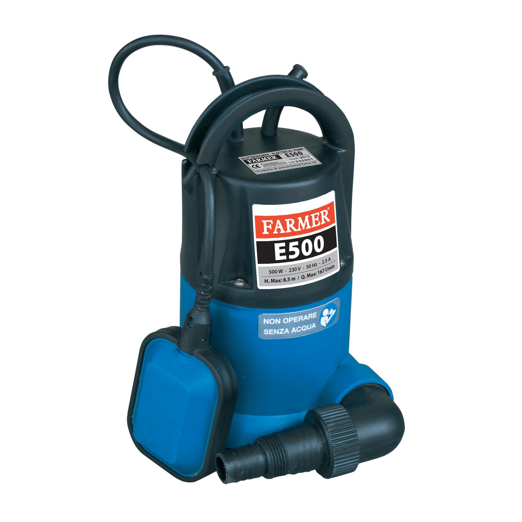 Elettropompe Irrigazione