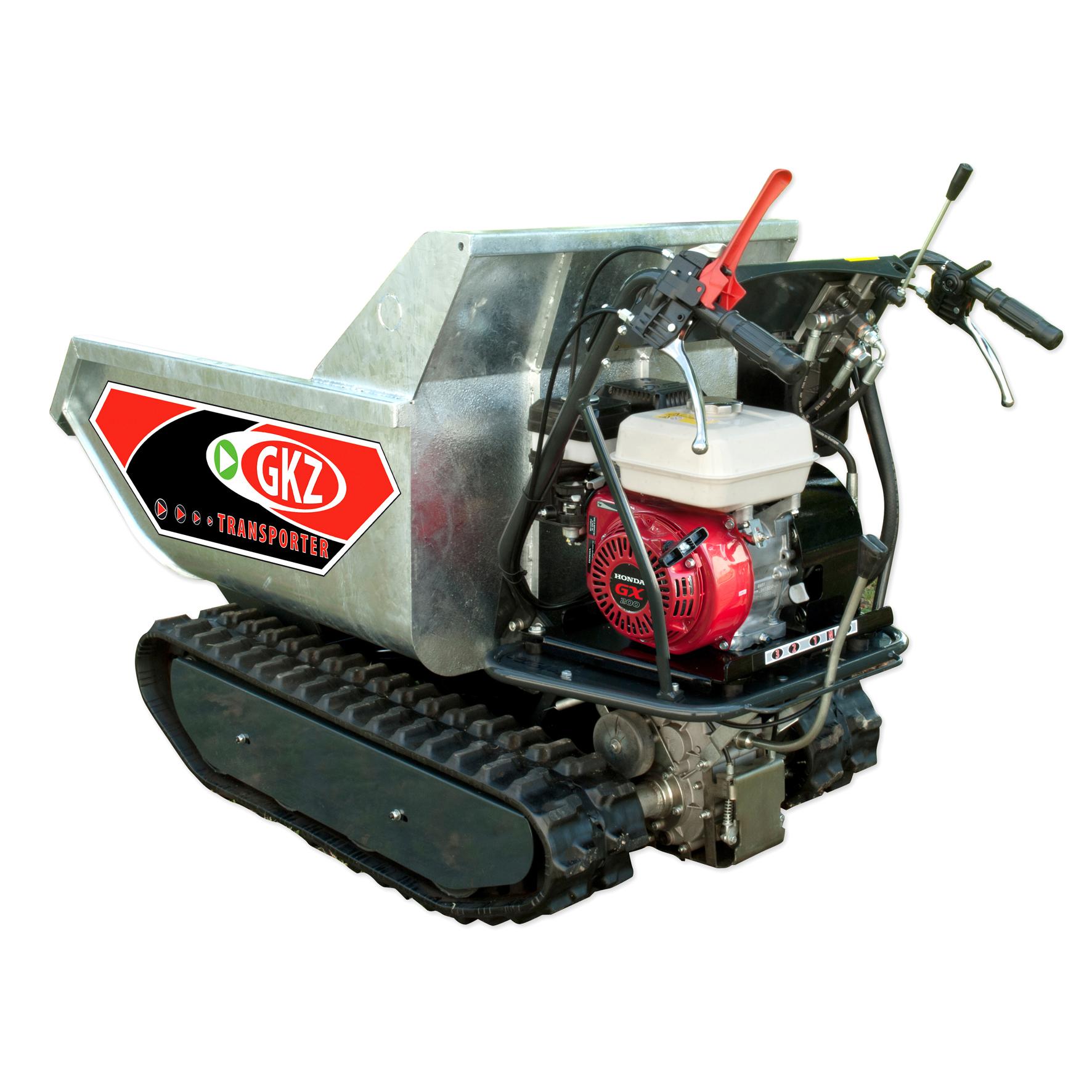 Minitransporter Cingolato GK500HDi