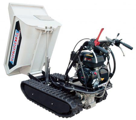Minitransporter cingolato KT500Di