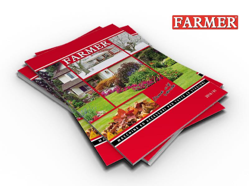 Farmer macchine accessori giardinaggio - Catalogo autunno 2016
