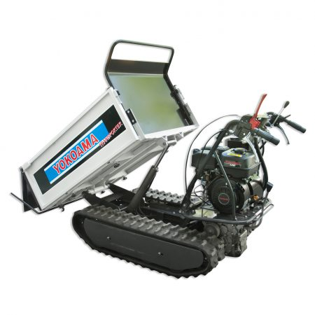 Minitransporter cingolato KT500Ei